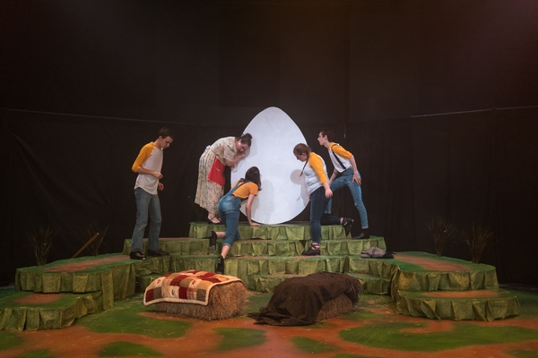 Honk: A Musical Comedy of the Ugly Duckling