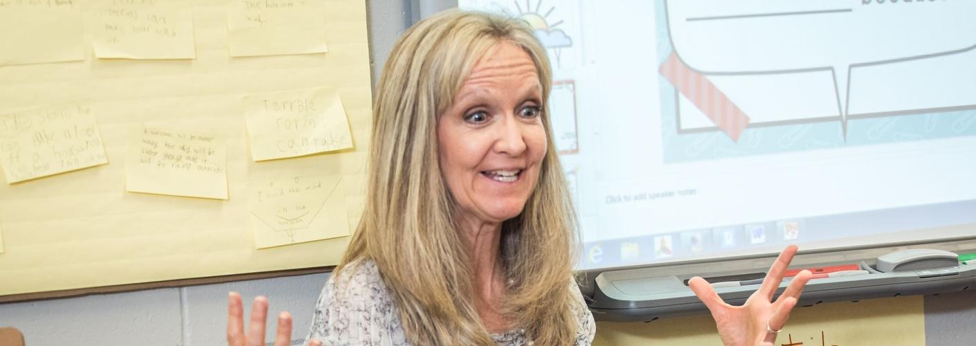 Mrs. Ritter's Class