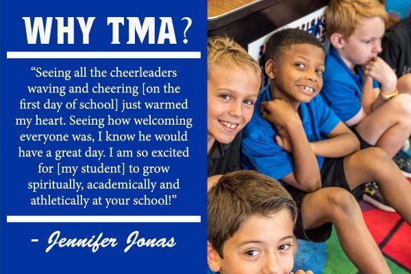Why TMA Lower School