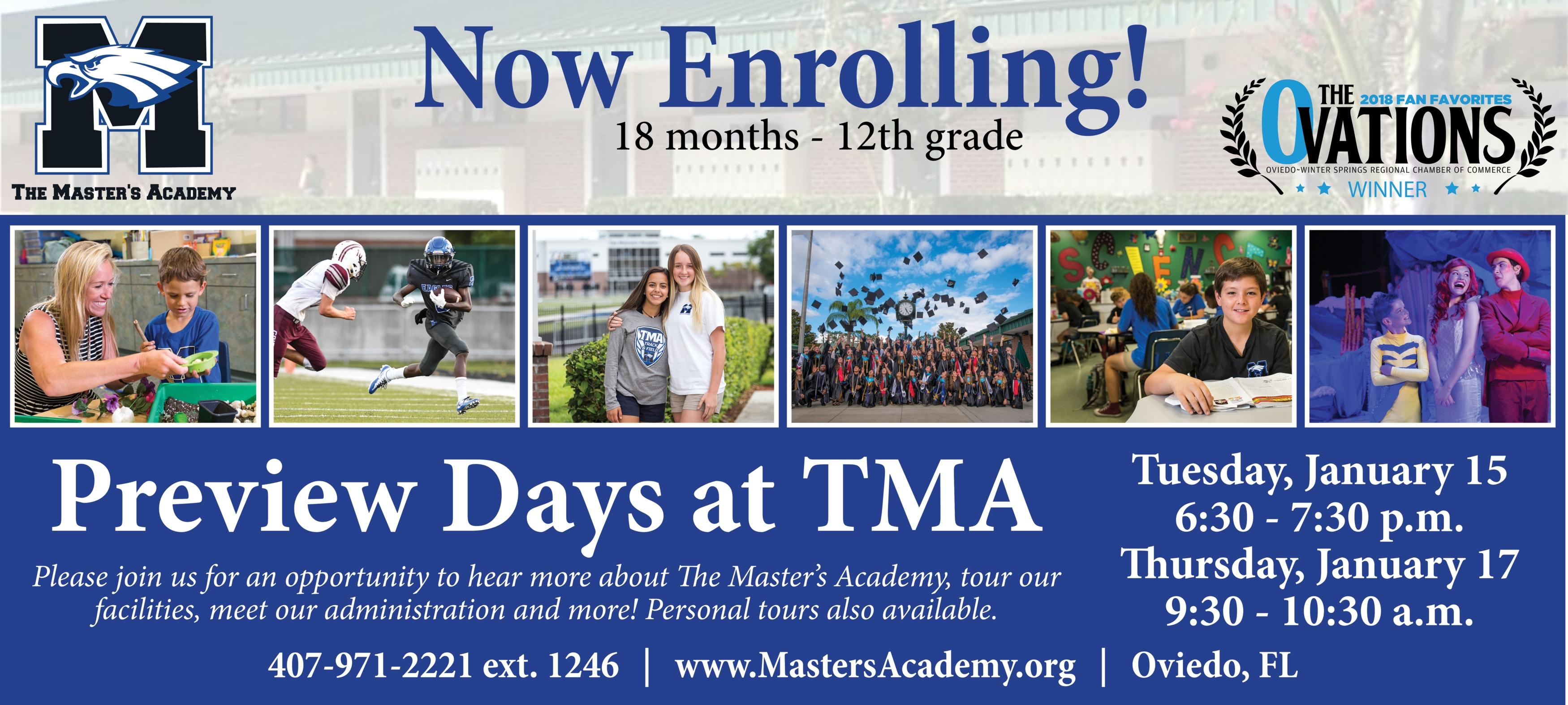 The Masters Academy Christian Education Orlando Florida